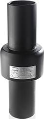 Giunti isolanti-dielettrici per condotte (PN64-100)
