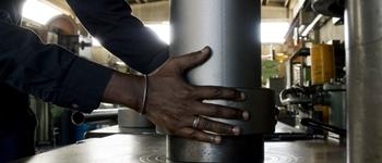 Pressa idraulica/Press machine